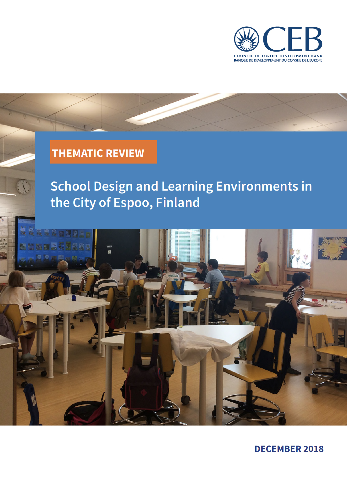 School Design and Learning Environments